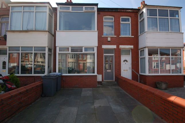 Thumbnail Terraced house to rent in Barclay Avenue, Blackpool