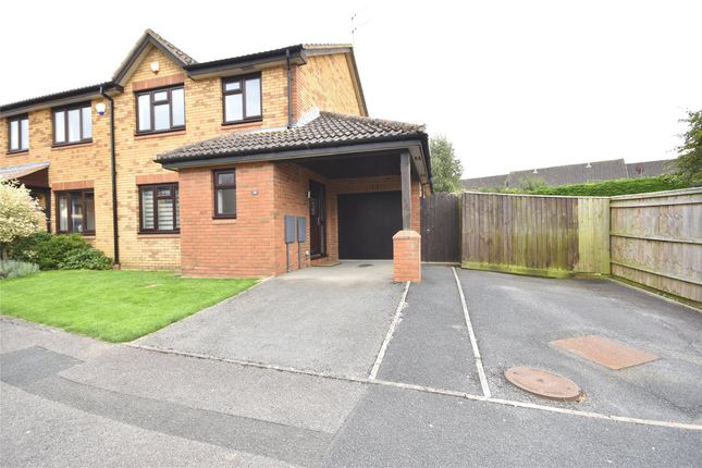 Thumbnail Semi-detached house for sale in The Nurseries, Bishops Cleeve, Cheltenham, Gloucestershire