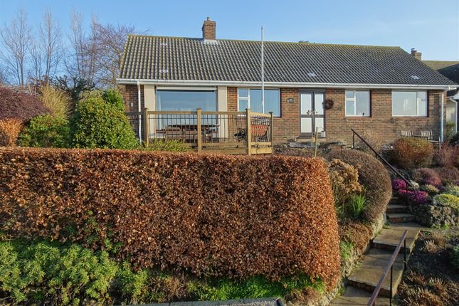 Thumbnail Detached bungalow for sale in Cannongate Gardens, Hythe