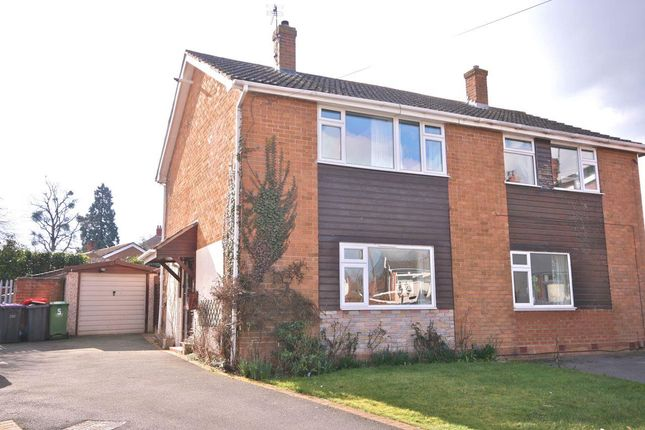 Thumbnail Semi-detached house for sale in Paddock Close, Wellington, Telford