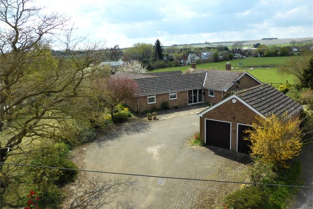 Thumbnail Bungalow for sale in York Road, West Hagbourne, Didcot