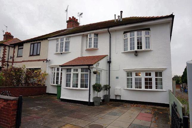 Thumbnail Semi-detached house for sale in Cobham Road, Moreton