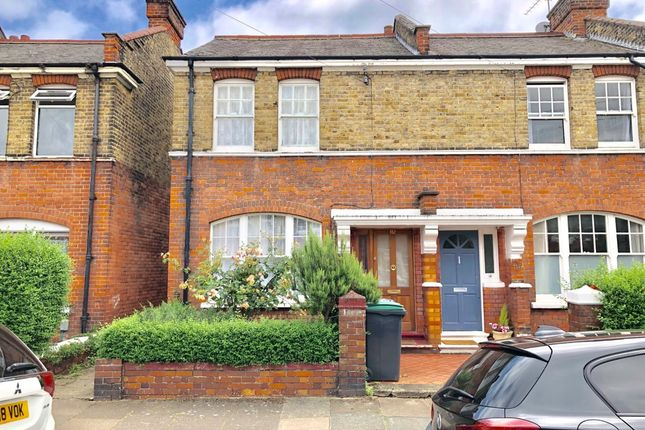 Thumbnail Flat to rent in Maurice Avenue, London