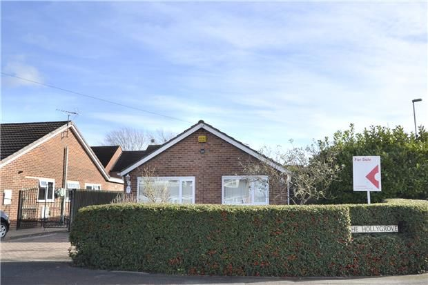 3 bed detached bungalow for sale in The Holly Grove, Quedgeley, Gloucester