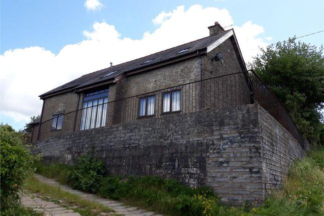 Thumbnail Commercial property for sale in Hen Ysgubor Cwm-Nant-Yr-Odyn, New Bethel, Mynyddislwyn, Wales