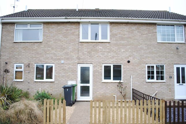 2 bed terraced house to rent in Windsor Crescent, Heacham, King's Lynn PE31