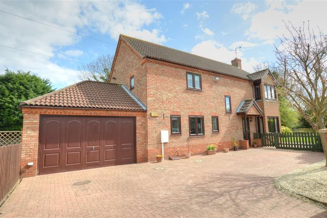 Thumbnail Detached house for sale in Washdyke Lane, Leasingham, Sleaford