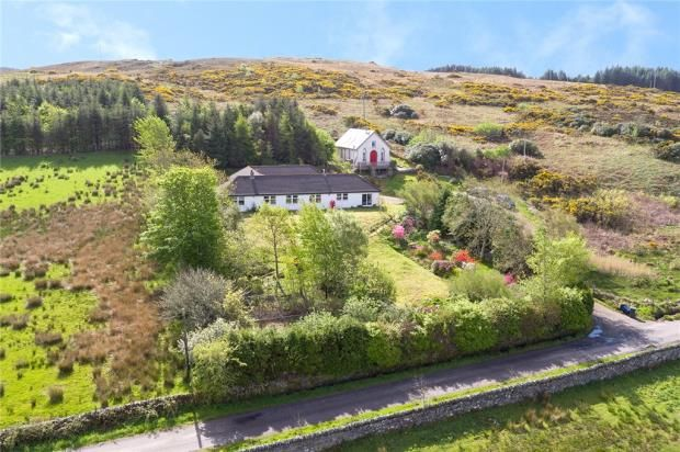 Thumbnail Detached bungalow for sale in The Newlands, Kilfinan, Tighnabruaich, Argyll And Bute