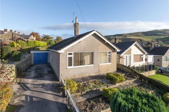 Thumbnail Detached bungalow for sale in Ingfield Lane, Settle, North Yorkshire