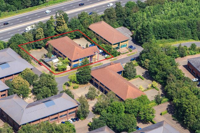 Thumbnail Office for sale in Aspen House, Ancells Business Park, Barley Way, Fleet