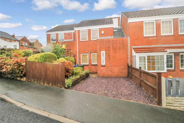 2 bed semi-detached house for sale in Ratten Row, Wadworth, Doncaster DN11