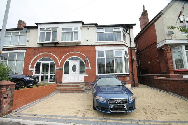 Thumbnail Semi-detached house for sale in Green Lane, Great Lever, Bolton