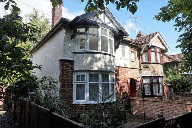Thumbnail Semi-detached house for sale in North Western Avenue, Watford