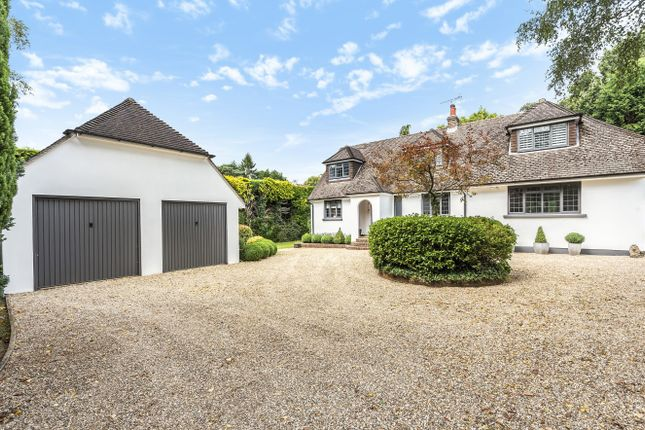 Thumbnail Detached house for sale in Monkmead Lane, West Chiltington