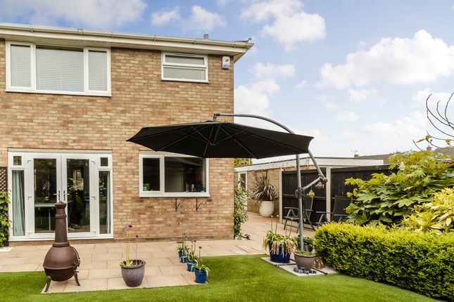 Thumbnail Detached house for sale in Stane Field, Colchester