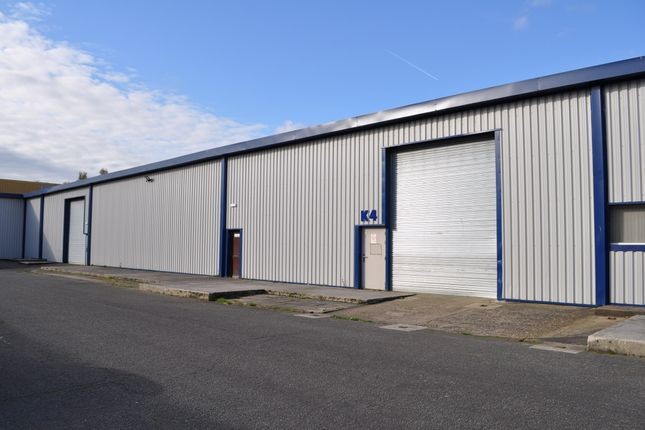 Thumbnail Industrial to let in Glenfield Business Park, Blackburn