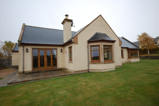 Thumbnail Bungalow for sale in Quarrywood, Spynie, Elgin