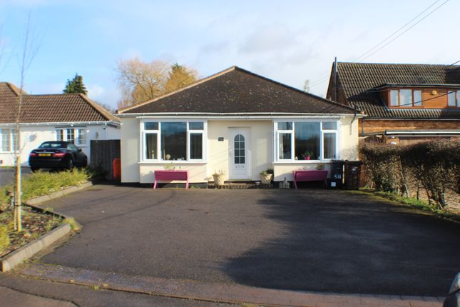Thumbnail Detached bungalow to rent in Tanworth Lane, Shirley, Solihull