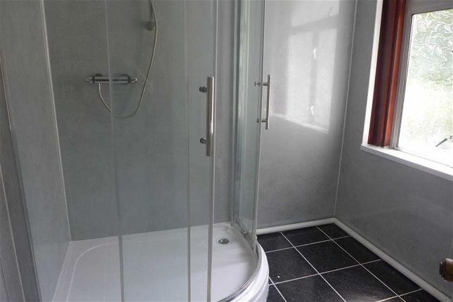 Shower Room of Great Darkgate Street, Aberystwyth, Ceredigion SY23
