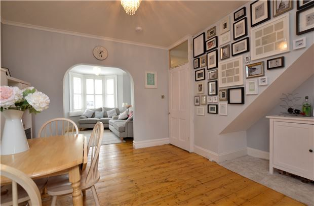 Thumbnail Terraced house for sale in Coronation Avenue, Bath