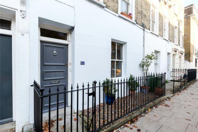 Thumbnail Terraced house for sale in Pratt Street, London