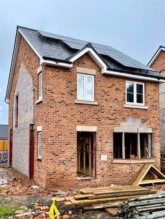 Thumbnail Detached house for sale in Moat Bank, Kerry, Newtown, Powys