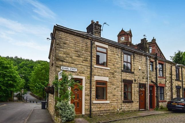 Thumbnail Cottage to rent in School Street, Bromley Cross, Bolton