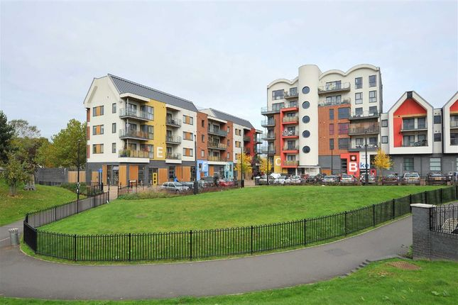 2 bed flat for sale in Baptist Mills Court, Easton, Bristol