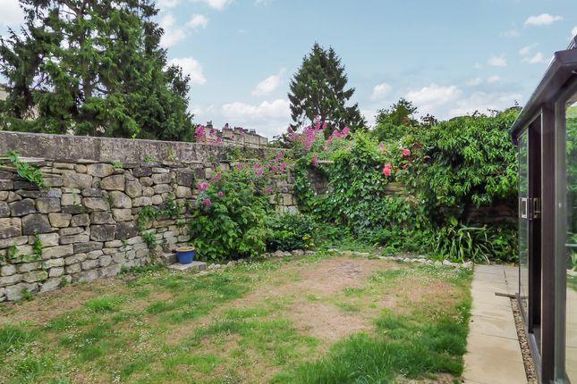 Rear Garden of Henrietta Road, Central Bath BA2