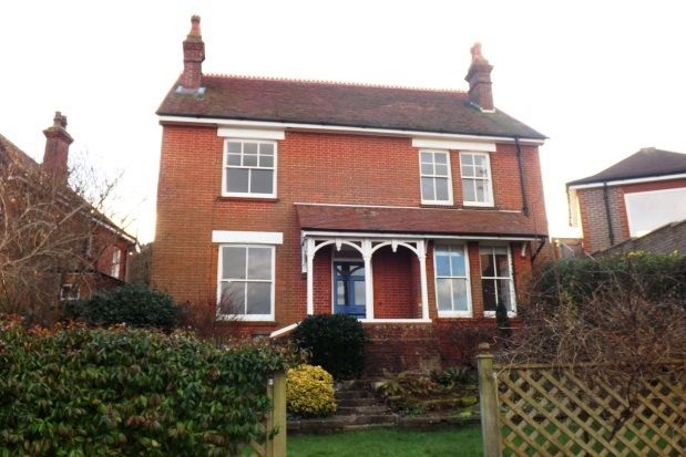 Thumbnail Detached house to rent in King Henrys Road, Lewes