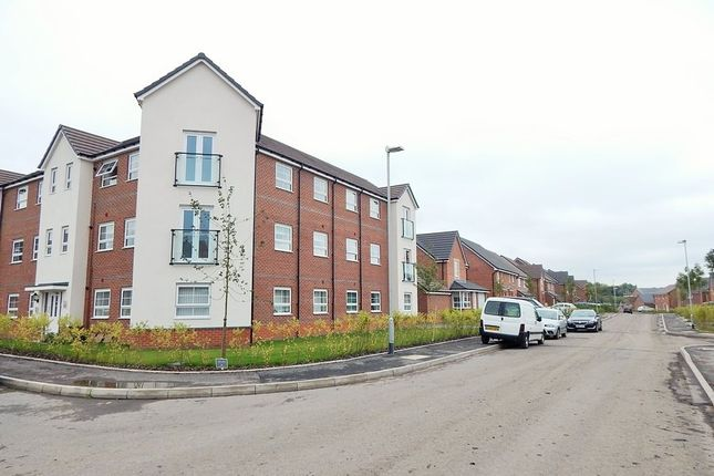 Thumbnail Flat for sale in Uden House, Burntwood