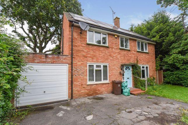 Thumbnail Detached house for sale in Herons Way, Wokingham