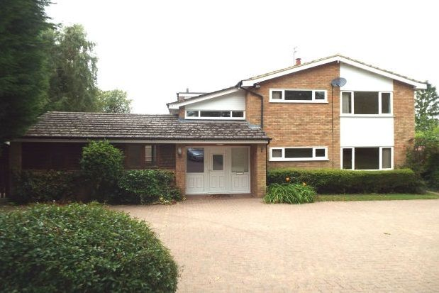 Thumbnail Detached house to rent in Station Road, Turvey, Bedford