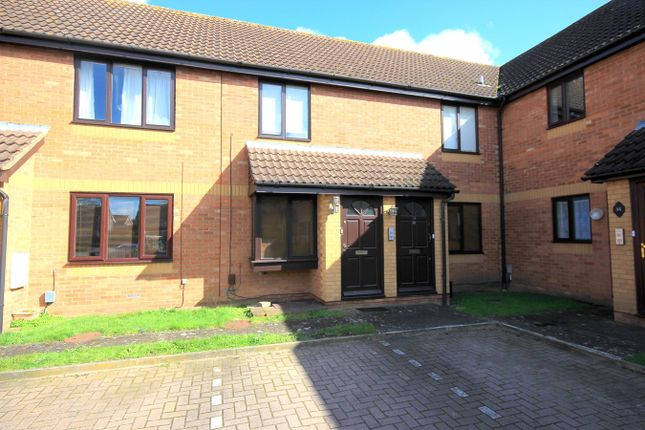 Thumbnail Maisonette for sale in The Willows, Flitwick