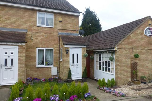 End terrace house for sale in Eaglesthorpe, Peterborough