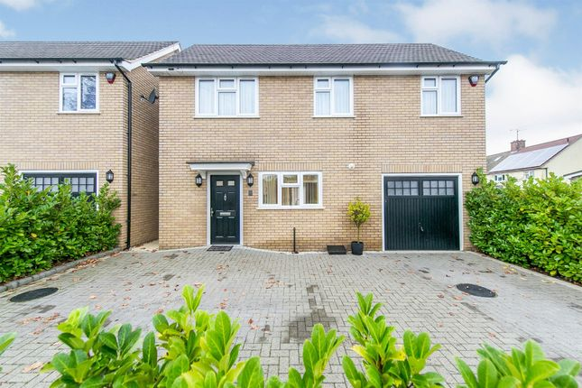 Thumbnail Detached house for sale in Conies Road, Halstead