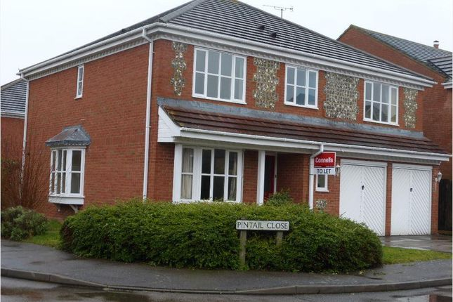 Thumbnail Property to rent in Pintail Close, Aylesbury
