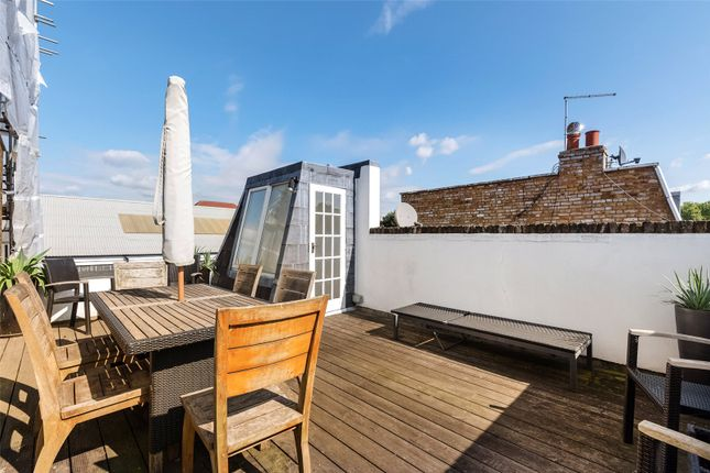 Thumbnail Detached house to rent in Novello Street, London