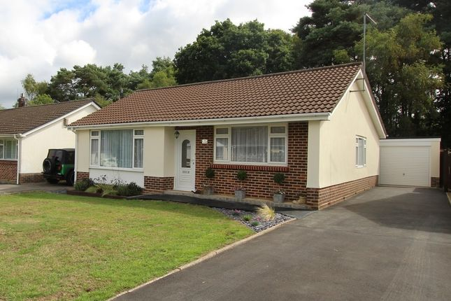 Thumbnail Detached bungalow for sale in Forest Way, Wimborne