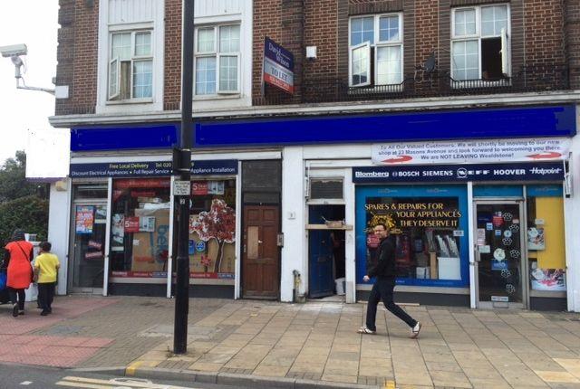 Thumbnail Retail premises for sale in High Street, Wealdstone