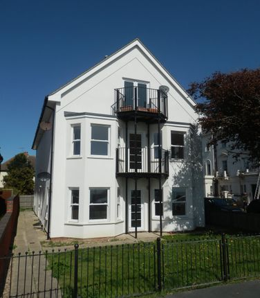 Front of 1 Marine Parade, Dovercourt CO12