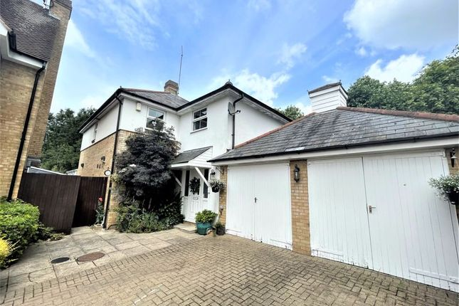 Thumbnail Detached house for sale in Curteys, Old Road, Harlow