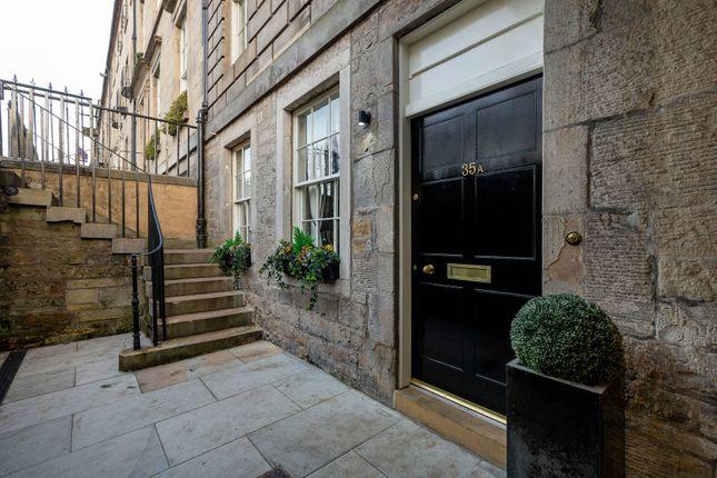 Thumbnail Flat for sale in Queen Street, Edinburgh