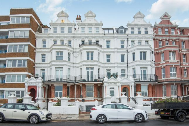 Thumbnail Flat for sale in Cantelupe Court, De La Warr Parade, Bexhill-On-Sea