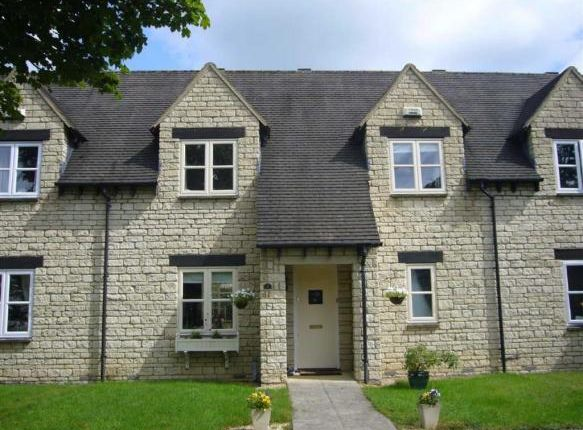 Thumbnail Terraced house to rent in Acer Close, Bradwell Village, Burford