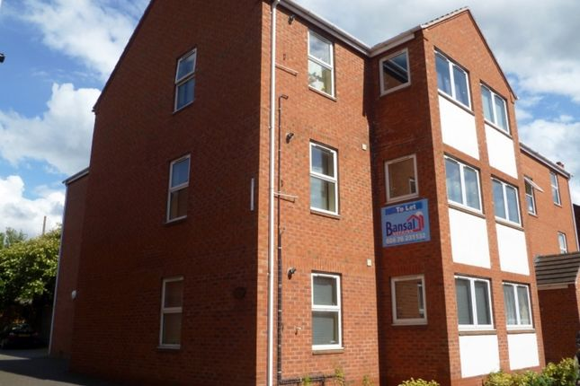 Thumbnail Flat to rent in Whitefriars Street, Coventry
