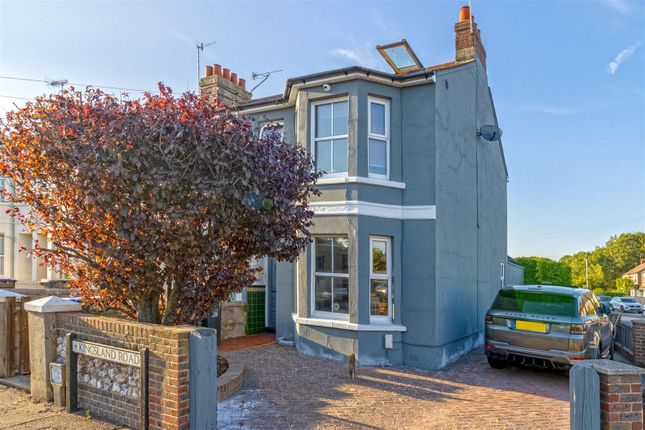 Thumbnail Property for sale in Kingsland Road, Broadwater, Worthing