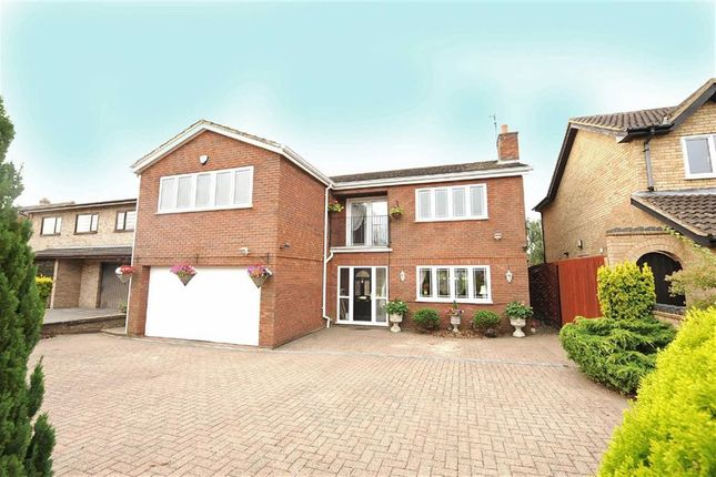 Thumbnail Detached house for sale in Heath Rise, Wellingborough