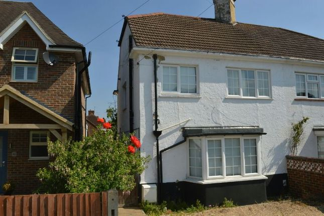 2 bed semi-detached house to rent in Manor Green Road, Epsom