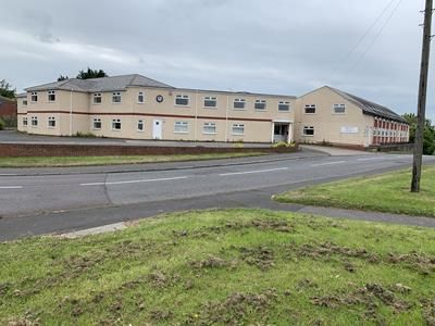 Thumbnail Commercial property for sale in Valley View Nursing Home, Burn Road, Winlaton
